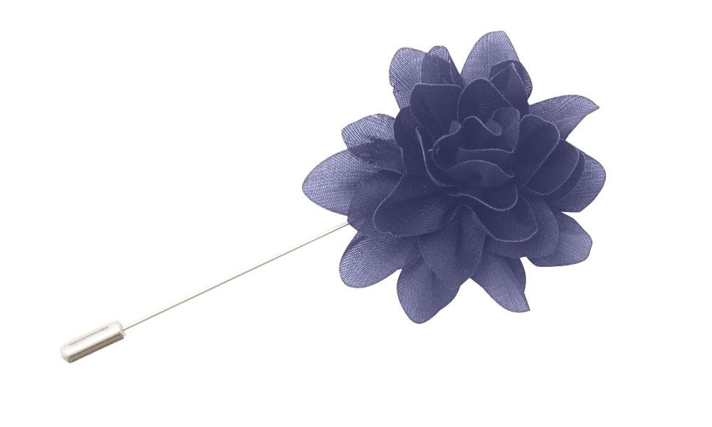 Dark Blue Lapel Pin