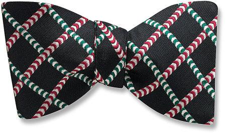 North Pole Self Tie Bow Tie