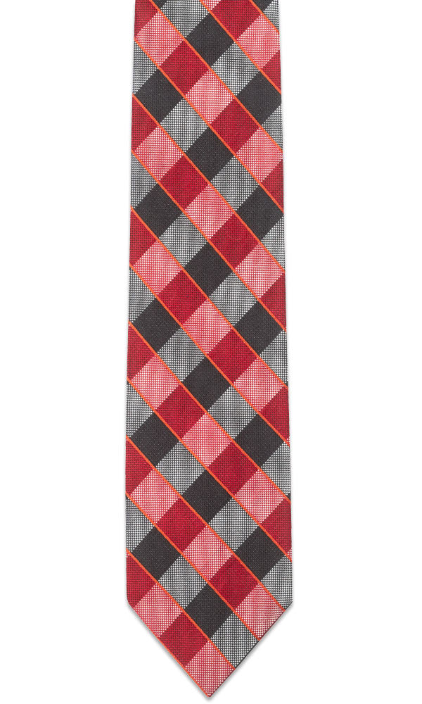 Shoreham Crimson Necktie