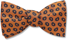 Kisby Ring Self Tie Bow Tie