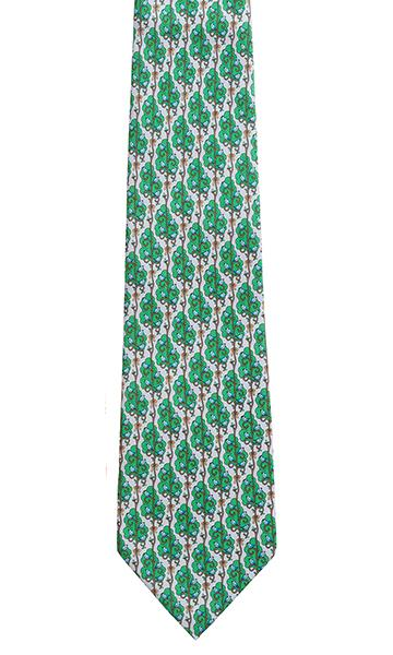 Bluebird Lane Necktie