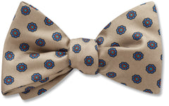 Tanglebloom Self Tie Bow Tie