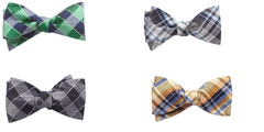 Plaid Starter Pack Self-Tie