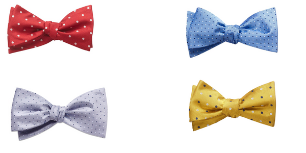 Polka Dot Starter Pack Self-Tie
