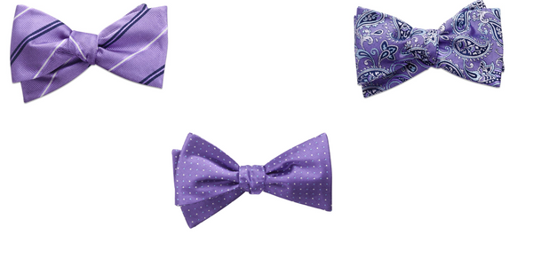 Purple Starter Pack Self-Tie