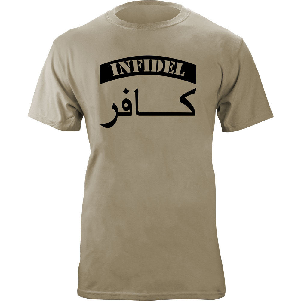 Infidel sandbrown