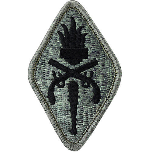 Military Police Training School ACU Patch