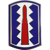 197th Infantry Brigade Combat Service Identification Badge