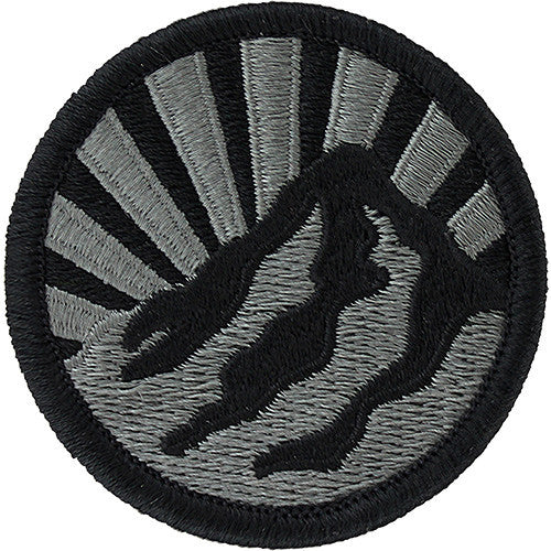Montana National Guard ACU Patch
