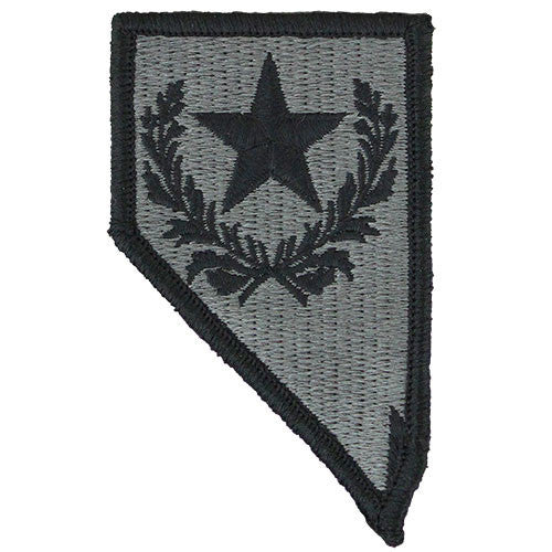 Nevada National Guard ACU Patch