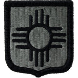 New Mexico National Guard ACU Patch