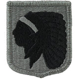 Oklahoma National Guard ACU Patch