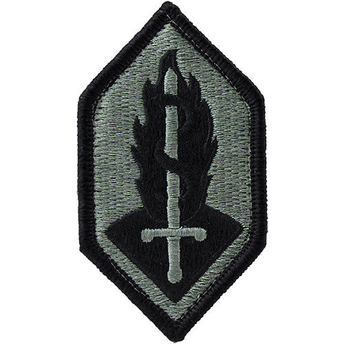 Military Research and Development ACU Patch