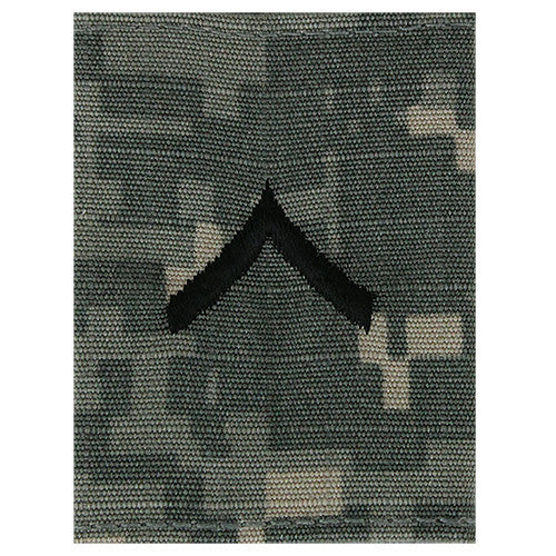 E-2 Private ACU GORTEX Rank