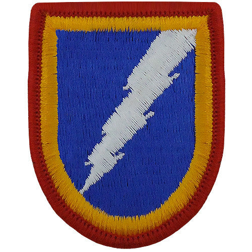 101st Cavalry, 1st Squadron Beret Flash