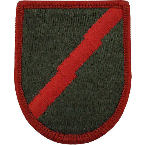 101st Military Intelligence Battalion, D Company Beret Flash
