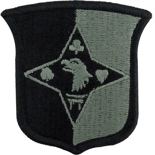 101st Sustainment Brigade ACU Patch