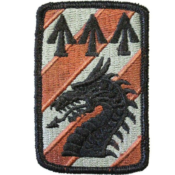 3rd Sustainment Brigade ACU Patch