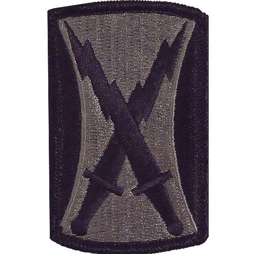 106th Signal Brigade ACU Patch