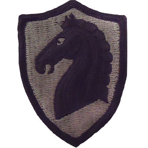 107th ACR (Armored Cavalry Regiment) ACU Patch