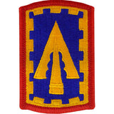 108th ADA (Air Defense Artillery) Class A Patch