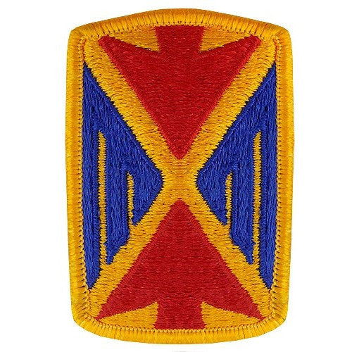 10th Army Air & Missile Defense Command (AAMDC) Class A Patch