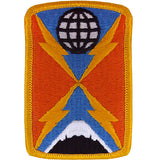1104th Signal Brigade Class A Patch