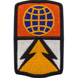 1108th Signal Brigade Class A Patch
