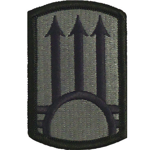 111th Maneuver Enhancement Brigade ACU Patch
