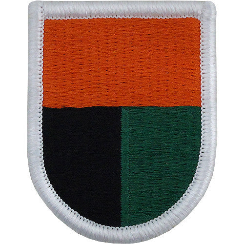 112th Signal Battalion Beret Flash