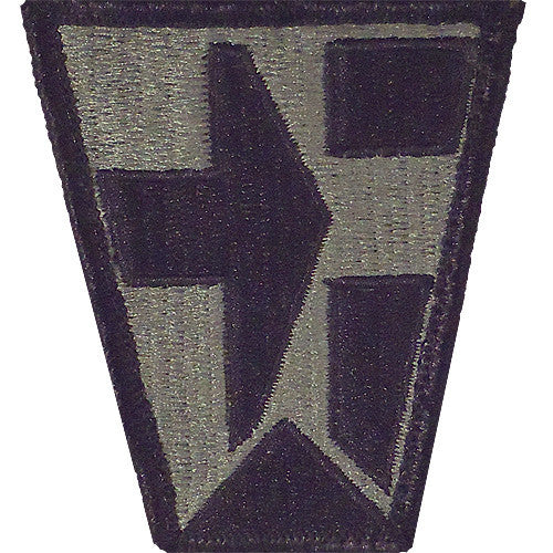 112th Medical Brigade ACU Patch