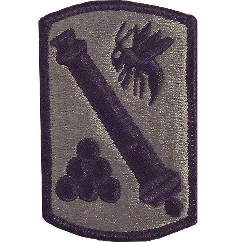 113th Field Artillery Brigade ACU Patch