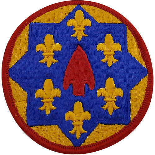 115th Support Group Class A Patch