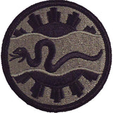 116th Cavalry Brigade Combat Team ACU Patch