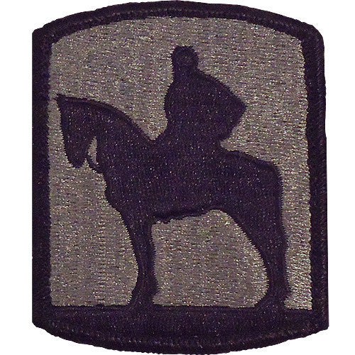 116th Infantry Brigade Combat Team ACU Patch
