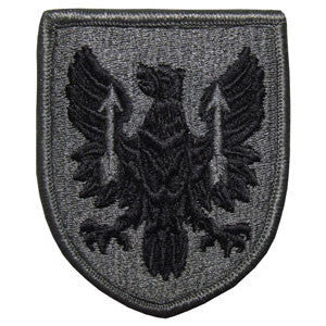 11th Aviation Brigade ACU Patch