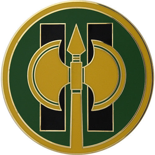 11th Military Police Brigade Combat Service Identification Badge