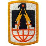 11th Signal Brigade Class A Patch