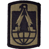 11th Signal Brigade MultiCam (OCP) Patch