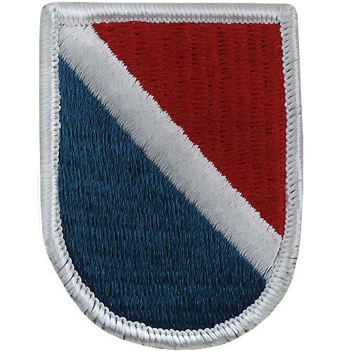 11th Special Forces Group Beret Flash