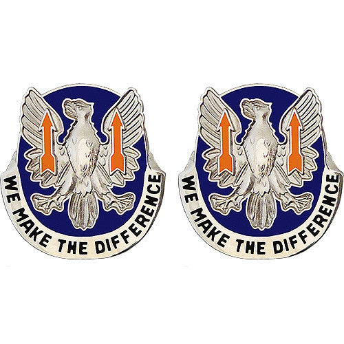 11th Aviation Command Unit Crest (We Make the Difference)