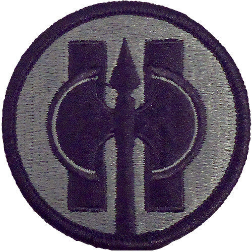 11th Military Police Brigade ACU Patch