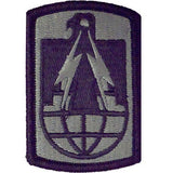 11th Signal Brigade ACU Patch