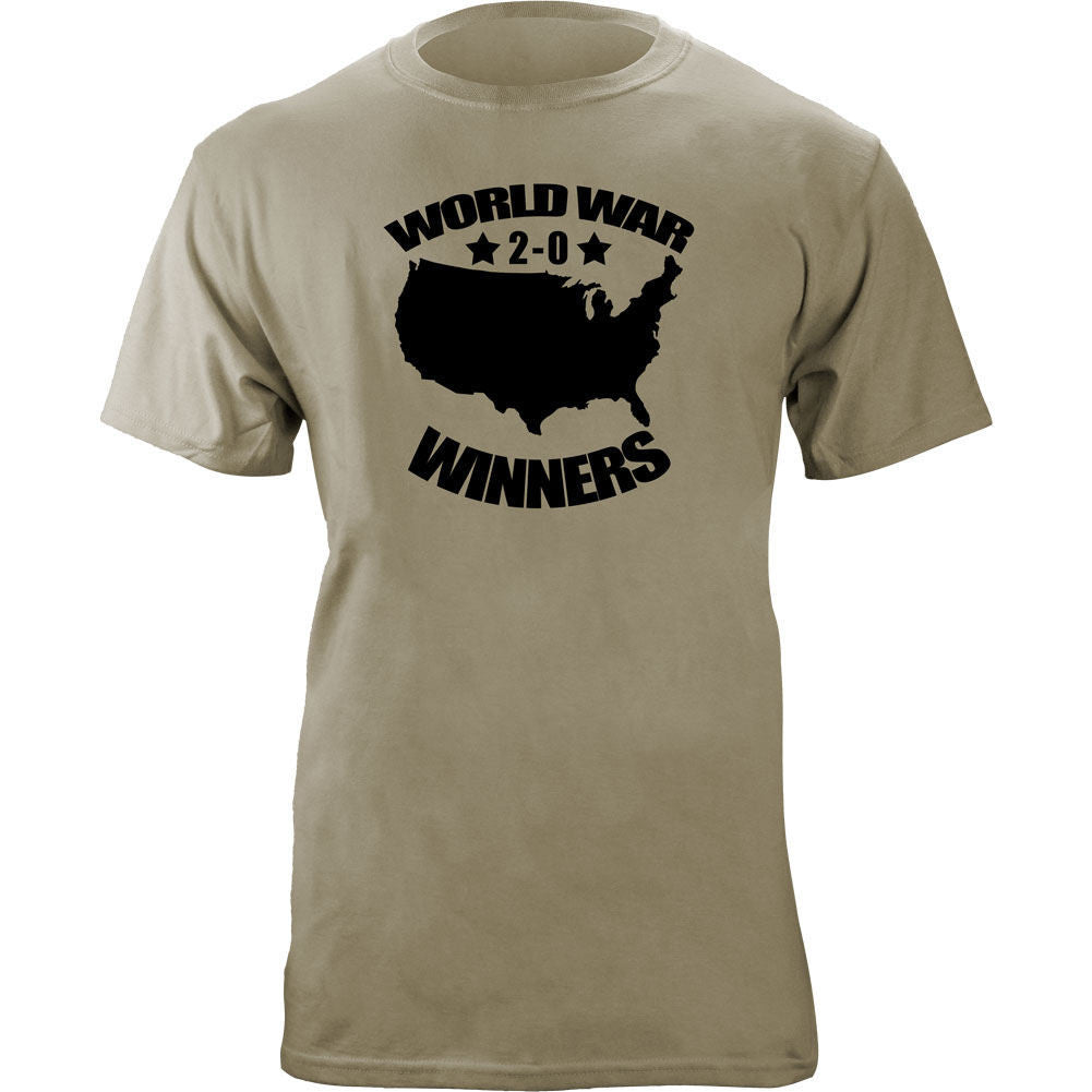 World War Winners T-Shirt