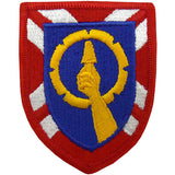 121st Regional Readiness Command / ARCOM Class A Patch