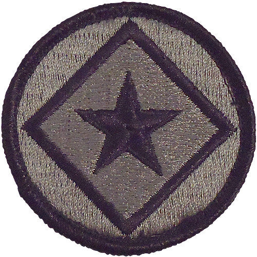 122nd Regional Readiness Command / ARCOM ACU Patch