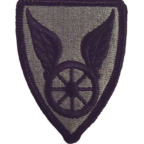 124th Transportation Command ACU Patch