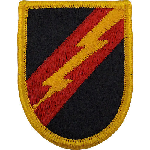 125th Military Intelligence Battalion Beret Flash