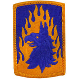 12th Aviation Brigade (Combat) Class A Patch
