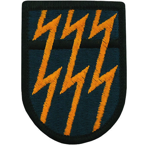 12th Special Forces Group Beret Flash